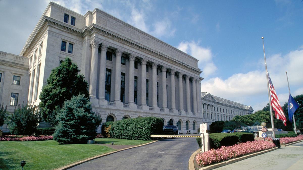 USDA building exterior.