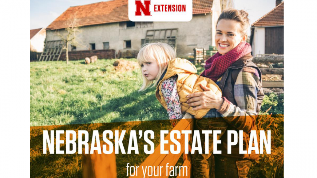 Estate planning in Nebraska graphic.